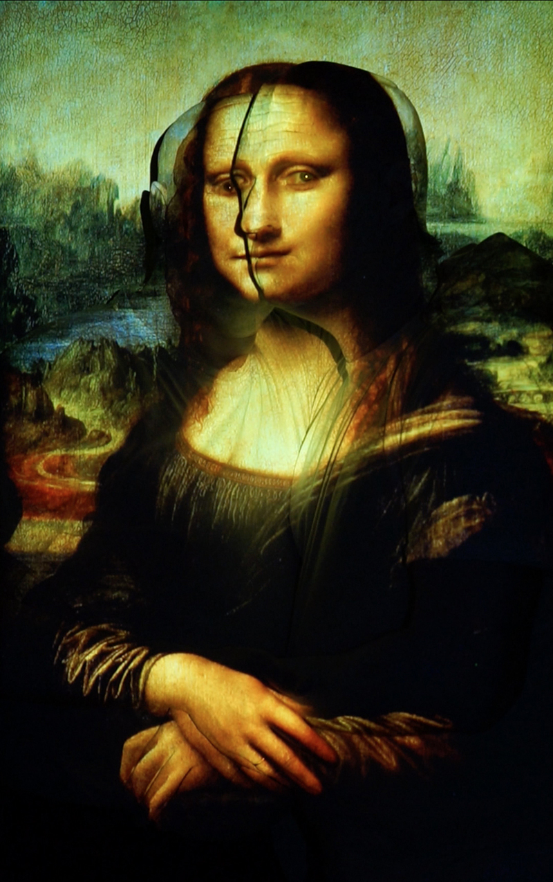 Mona Lisa Poison Idea